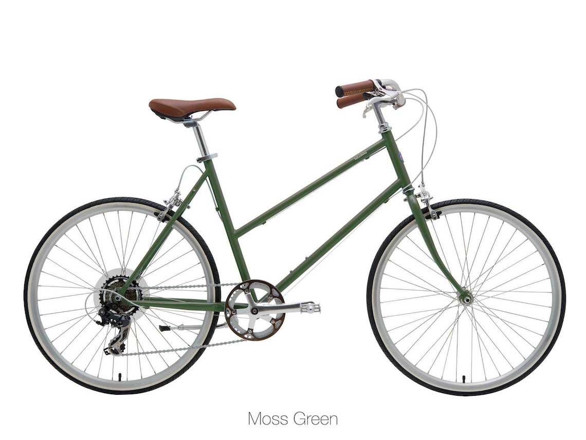 tokyobike bisou moss green