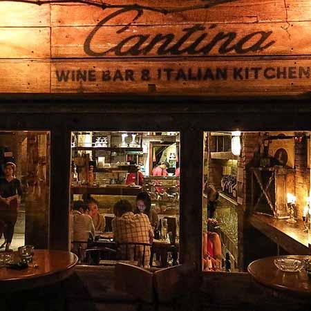 ร้านอาหาร Cantina อารีย์ ซอย พหลโยธิน 5