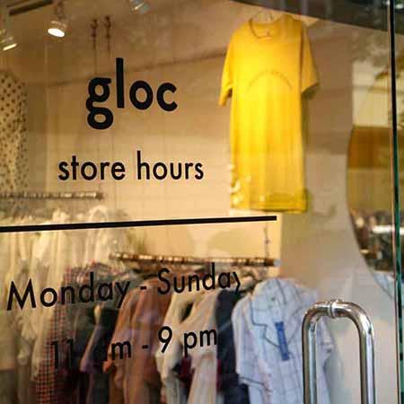 ร้านเสื้อผ้าแฟชี่น Glog อารีย์ ซอย 2