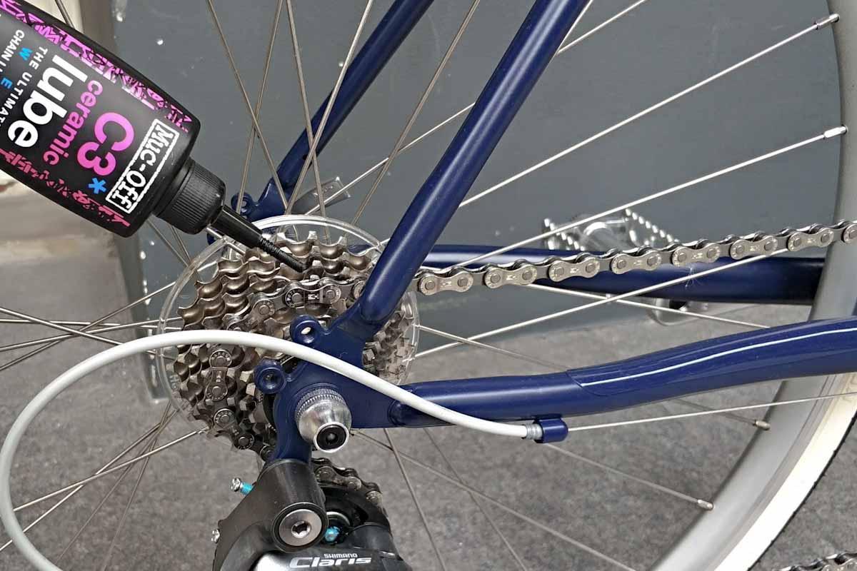 ทำความสะอาดรถจักรยาน ทำได้เองที่บ้าน