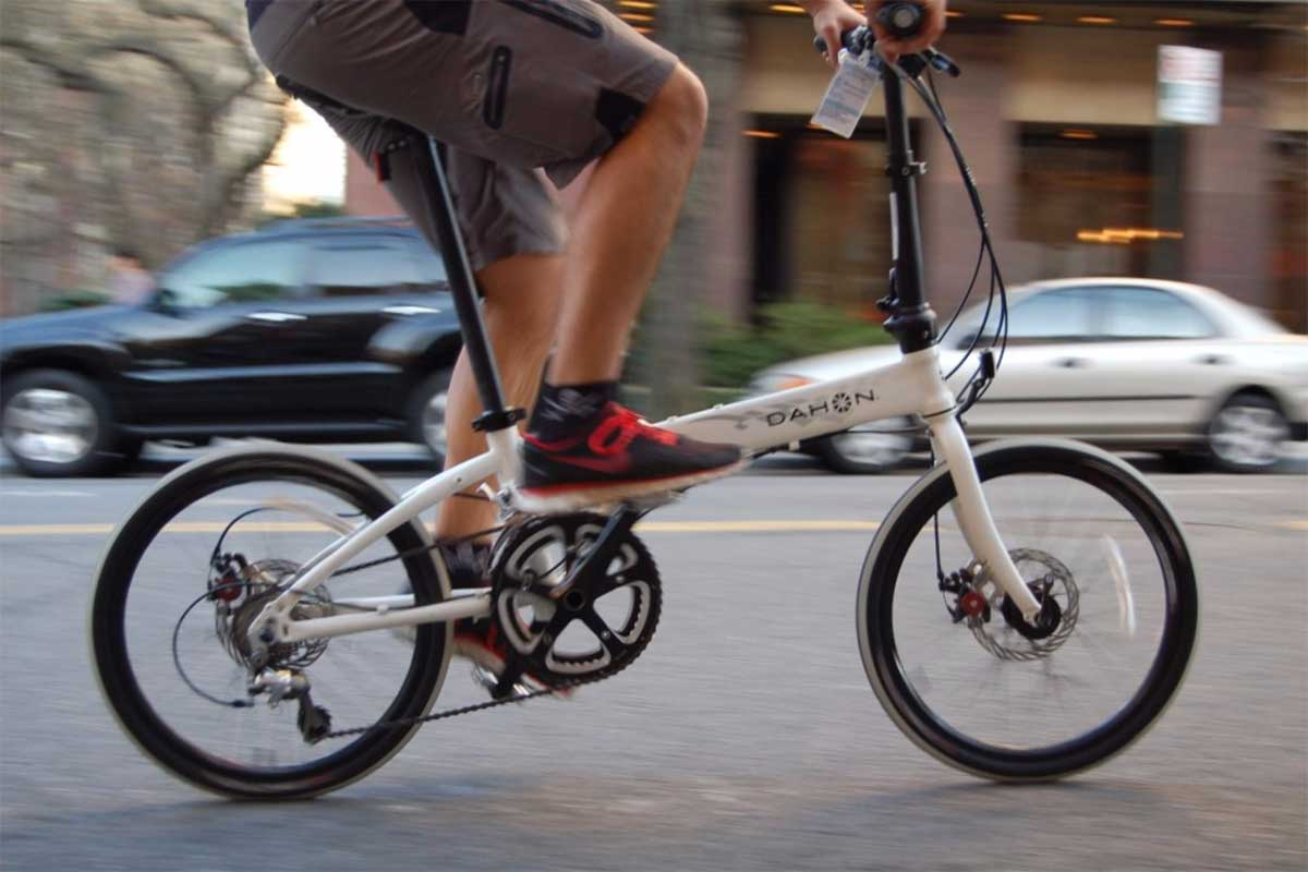 Folding Bike - How to pick bicycle type for you