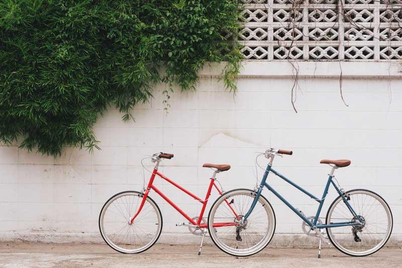 จักรยาน ผู้หญิง มีขนาด เหมาะสมกับสรีระของผู้ขี่