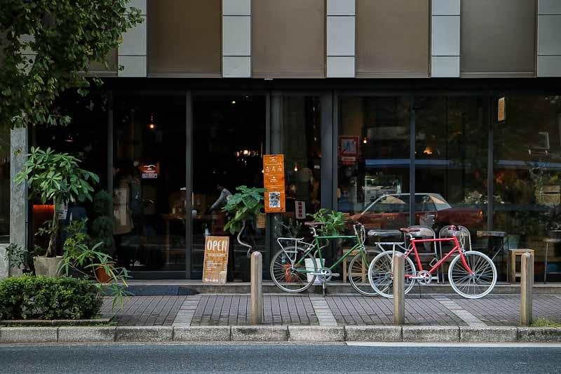 หน้าโฮสเทลที่พักที่เกียวโต - Len Kyoto Kawaramachi