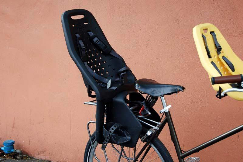 ที่นั่งเด็กติดจักรยาน ด้านหลัง ยี่ห้อ Yepp