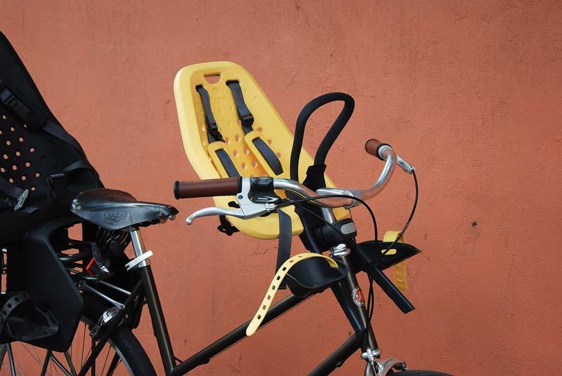 ที่นั่งเด็กติดจักรยาน ด้านหน้า ยี่ห้อ Yepp