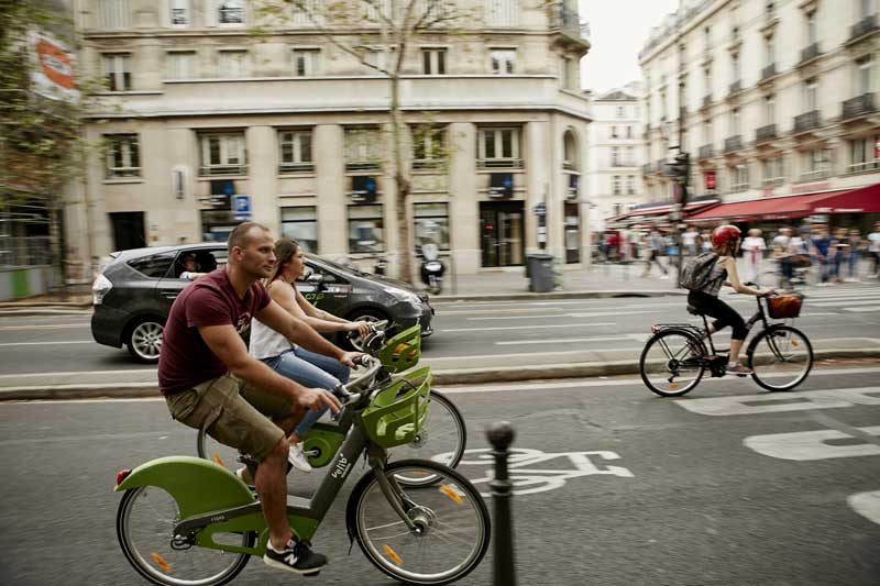 Bike sharing in Paris / Vélib' in Paris - 3 | blog tokyobike