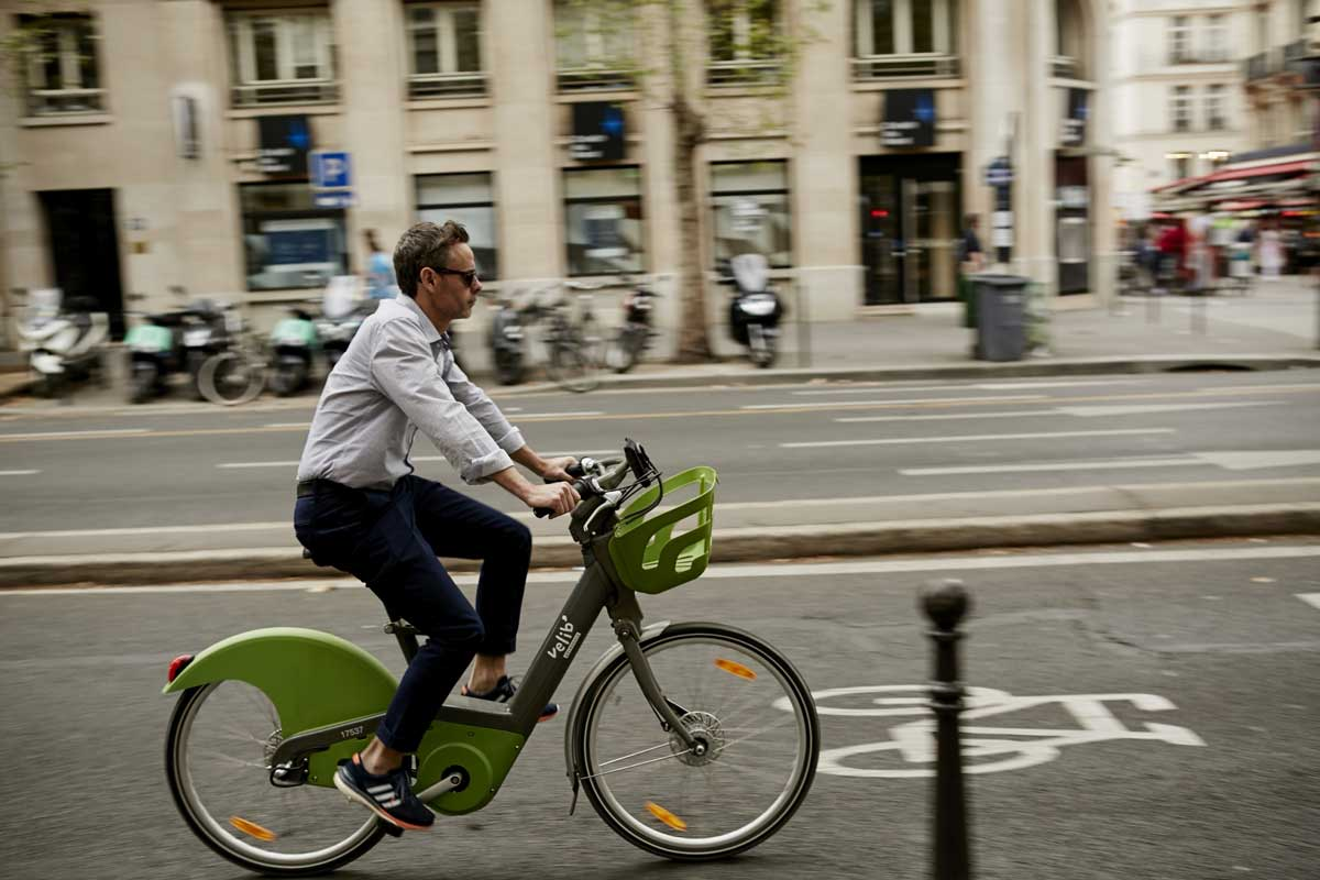 Bike sharing in Paris / Vélib' in Paris - 4 | blog tokyobike