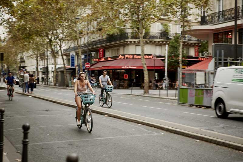 Bike sharing in Paris / Vélib' in Paris - 5   blog tokyobike