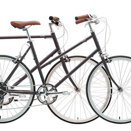 comfort bike is tokyobike