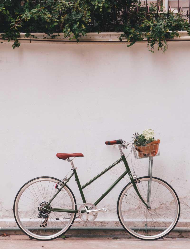 จักรยาน รุ่น tokyobike bisou มีขนาดสำหรับผู้หญิง ตัวเล็ก คานเฉียง ขี่ง่าย ขี่สบาย ทรงคานเฉียง ดีสำหรับผู้หญิง จักรยานสำหรับผู้หญิง