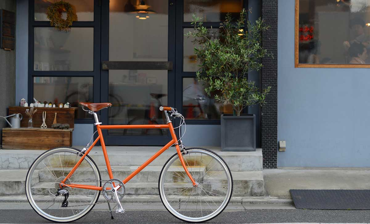tokyobike 26 in Orange Japan