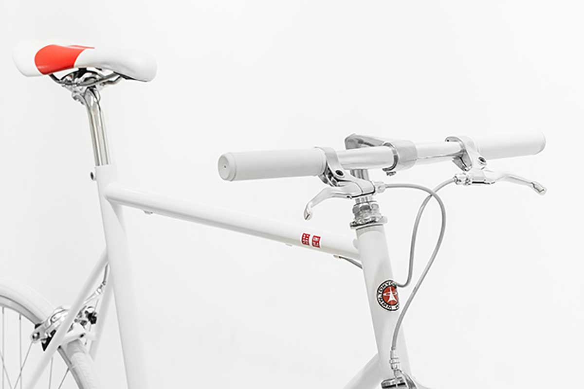 tokyobike x UNIQLO 10th anniversary bike