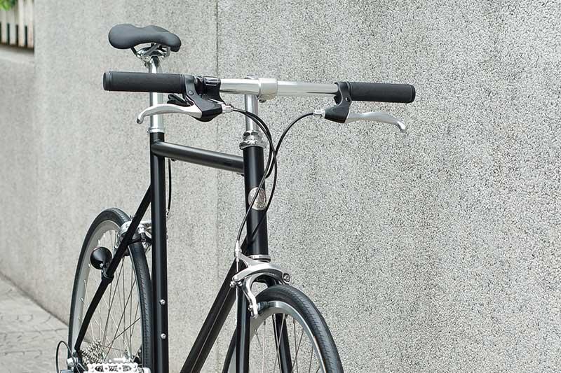 จักรยาน รุ่นพิเศษ CS Sport Matt Black