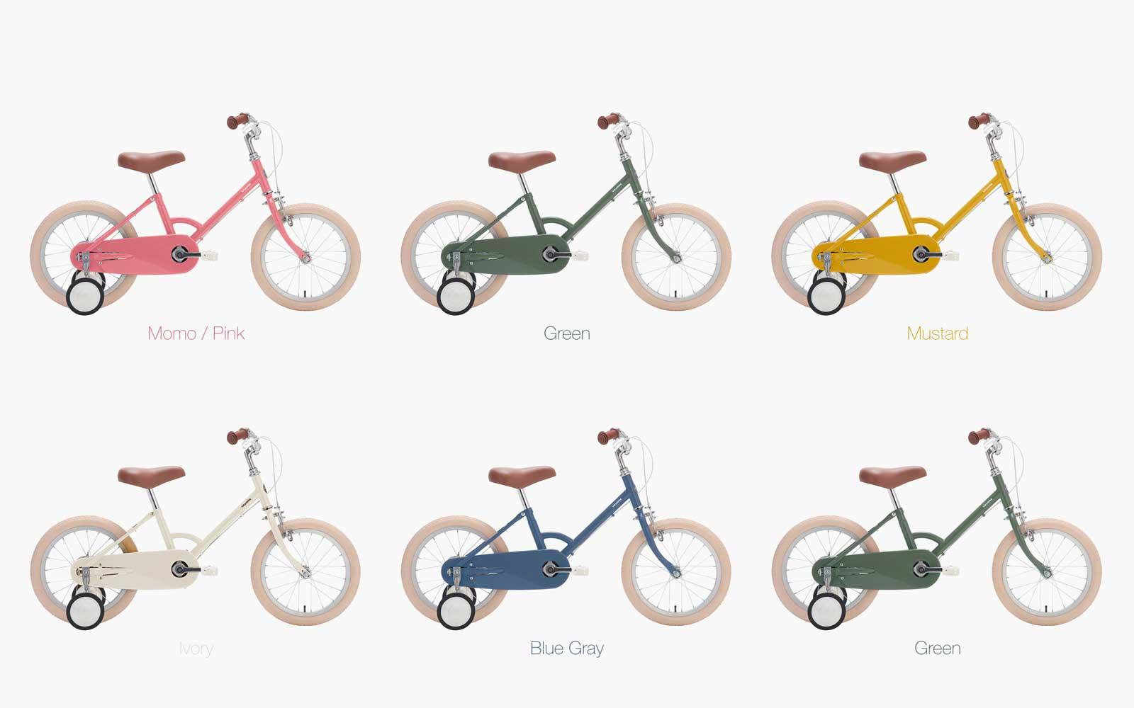 tokyobike kid - จักรยานเด็ก สำหรับเด็ก