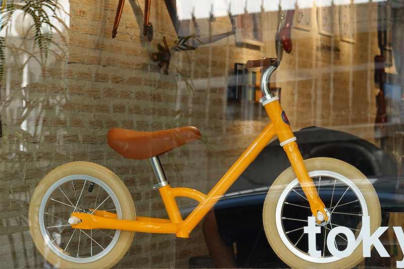 จักรยานเด็ก จักรยานขาไถ จักรยาน balance bike รุ่น paddle