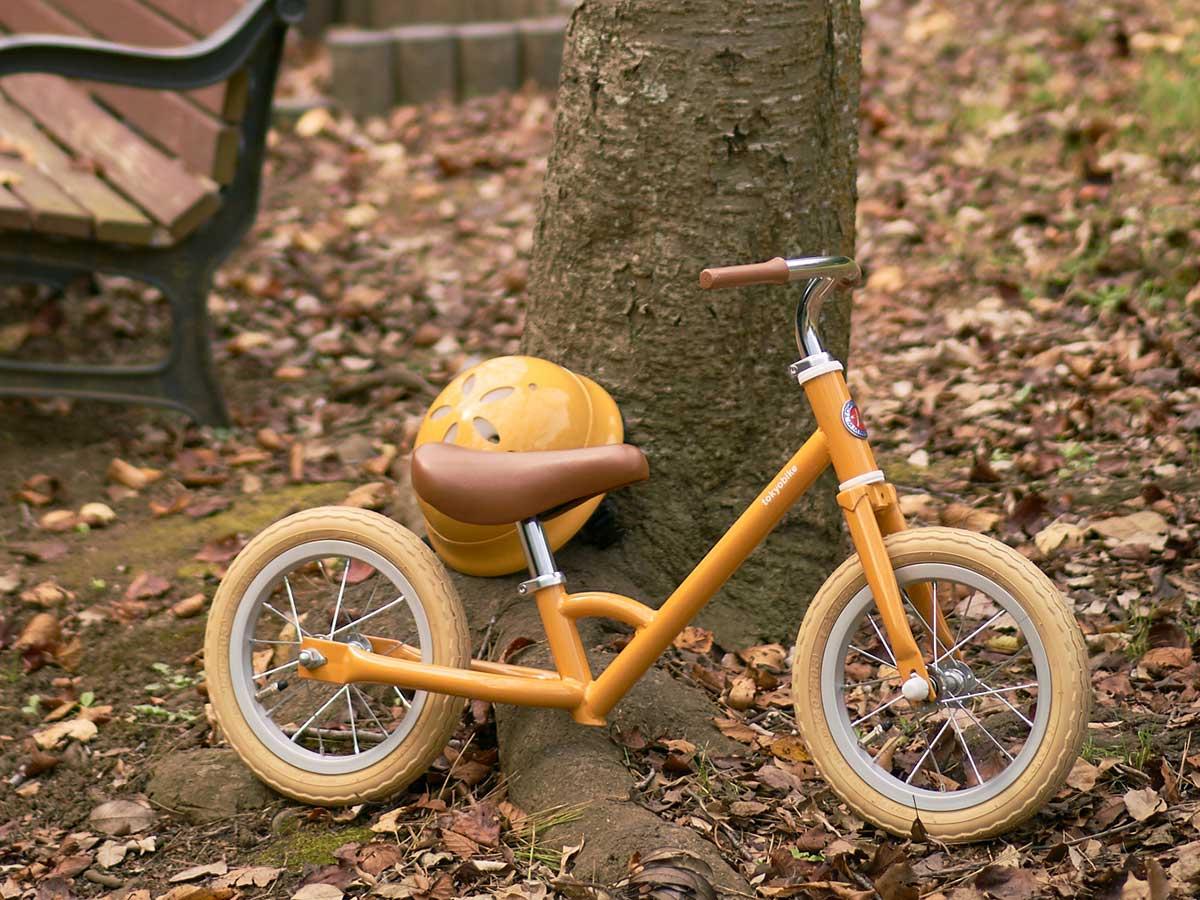 จักรยานเด็กฝึกการทรงตัว จักรยาน balance bike ของ โตเกียวไบค์ รุ่น tokyobike paddle