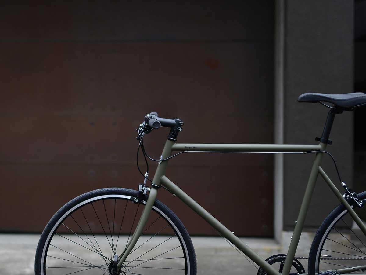 จักรยาน โตเกียวไบค์ รุ่น Sport ขี่สนุกที่สุด เน้นอุปกรณ์สีดำ