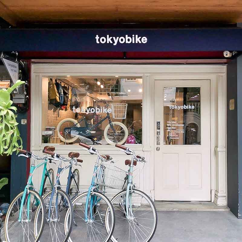 ร้านจักรยานโตเกียวไบค์ ซอยอารีย์ กรุงเทพ จำหน่ายจักรยานแบรนด์โตเกียวไบค์