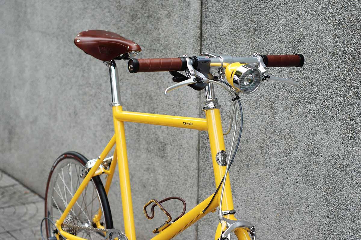 tokyobike plus#20 จักรยานแต่งพิเศษ