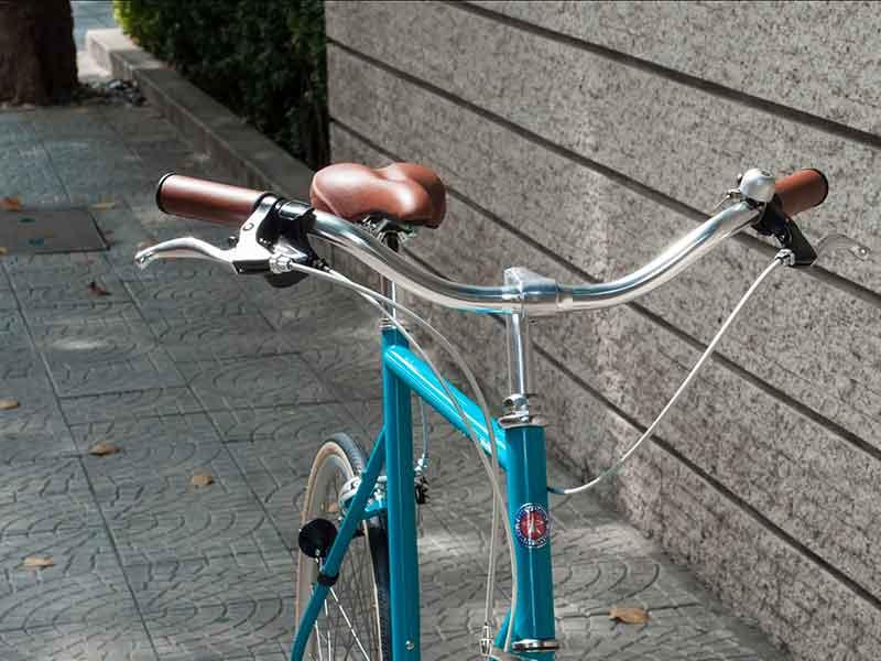จักรยาน tokyobike plus CS เปลี่ยนแฮนด์ยกสูง ขี่สบาย