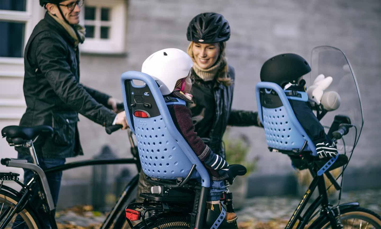 Yepp Maxi EasyFit rack mount ที่นั่งจักรยานเด็กติดจักรยาน