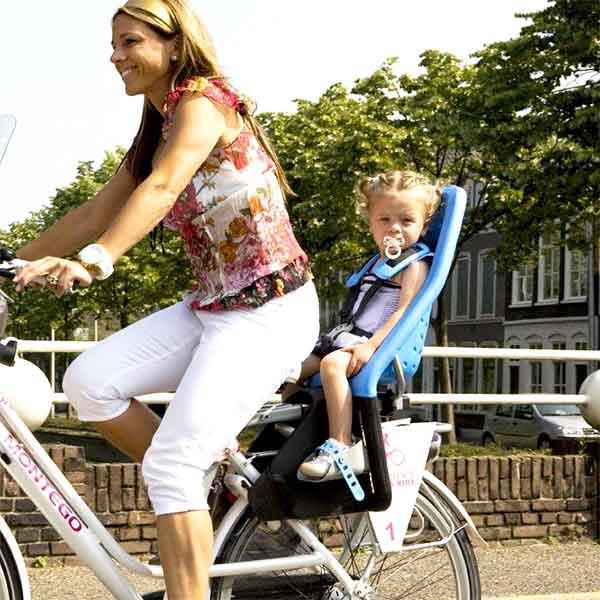 ที่นั่งเด็กติดจักรยาน Yepp Maxi EasyFit - สำหรับเด็ก 2 ขวบ