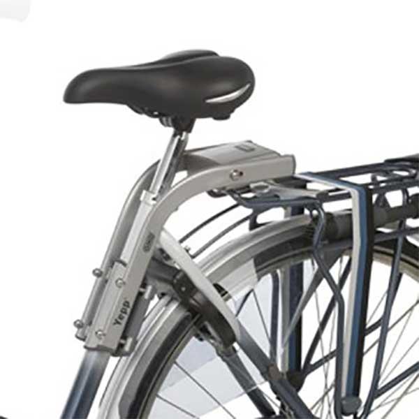 ที่นั่งเด็กติดจักรยาน Yepp Maxi - adaptor สำหรับติดเฟรมจักรยาน