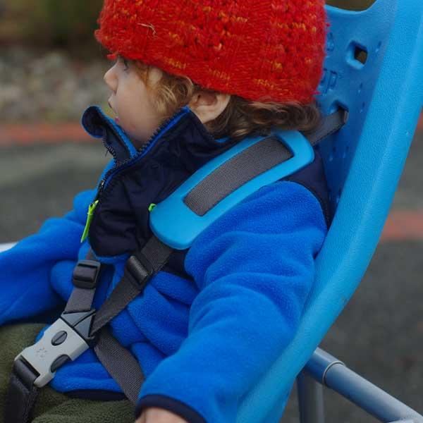 ที่นั่งเด็กติดจักรยาน Yepp Maxi - สำหรับเด็ก 1 ขวบ