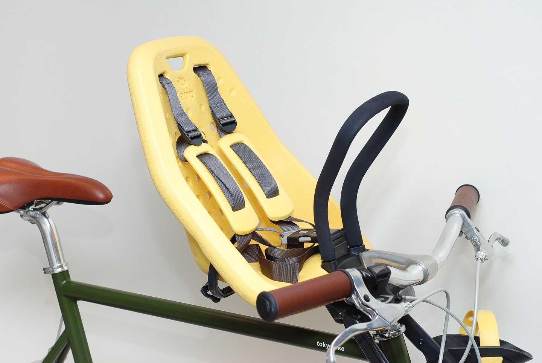 Yepp Mini ที่นั่งเด็กติดจักรยาน ตัวแรก สำหรับเด็กเล็ก