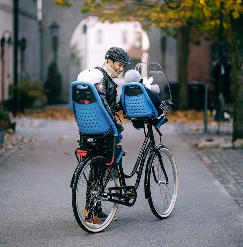 Yepp bike child seat